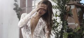 Katherine Tash's Bride: una sposa vestita dal mare